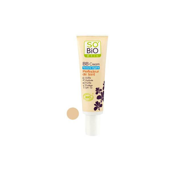 So Bio Etic So'Bio Etic BB Crème Perfecteur de Teint 01 Beigne Nude 30ml