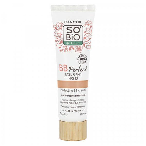 So'Bio Étic Teint BB Perfect Soin 5 en 1 Bio N°20 Clair 30ml