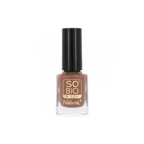 So'Bio Étic Vernis à Ongles Natural Color N°70 Tendre Taupe 11ml