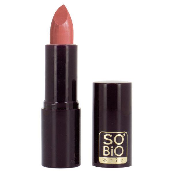 So'Bio Étic Pure Color Rouge à Lèvres Satiné Bio N°10 Corail Lumière