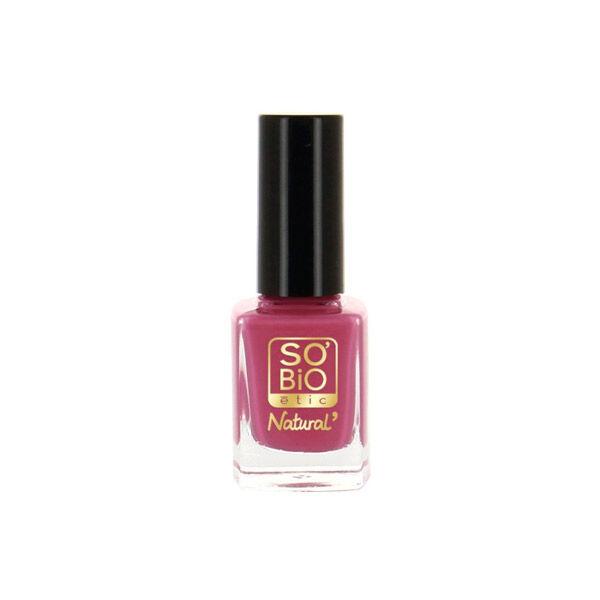 So'Bio Étic Vernis à Ongles Natural Color N°40 Rose Arty 11ml