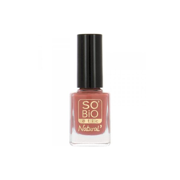 So'Bio Étic Vernis à Ongles Natural Color N°06 Rose Nude 11ml
