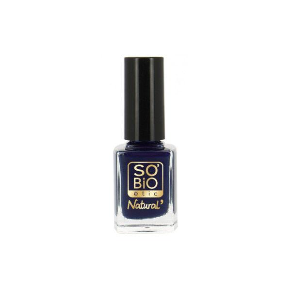 So'Bio Étic Vernis à Ongles Natural Color N°90 Bleu Denim 11ml