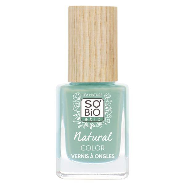 So'Bio Étic Vernis à Ongles Natural Color N°85 Vert d'Eau 11ml