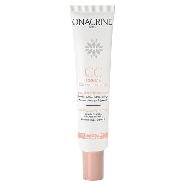 Onagrine CC Crème Très Claire 40ml
