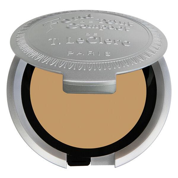 T-LeClerc Teint Fond de Teint Compact Poudré N°03 Amande Poudré 8g