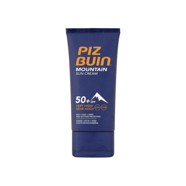 Piz Buin Montagne Crème Solaire SPF50+ 50ml