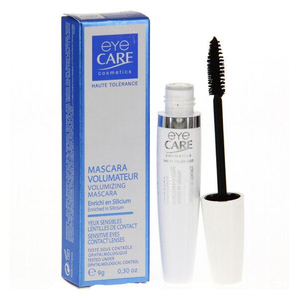 Eye Care Mascara Volumateur Silicium 6001 Pure Black 9g