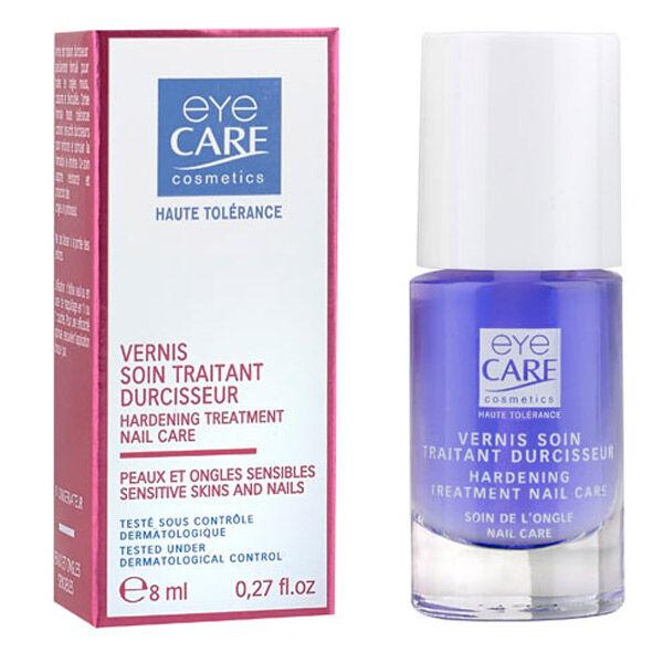 Eye-Care Cosmetics Vernis Soin Traitant Durcisseur Ongles 8ml