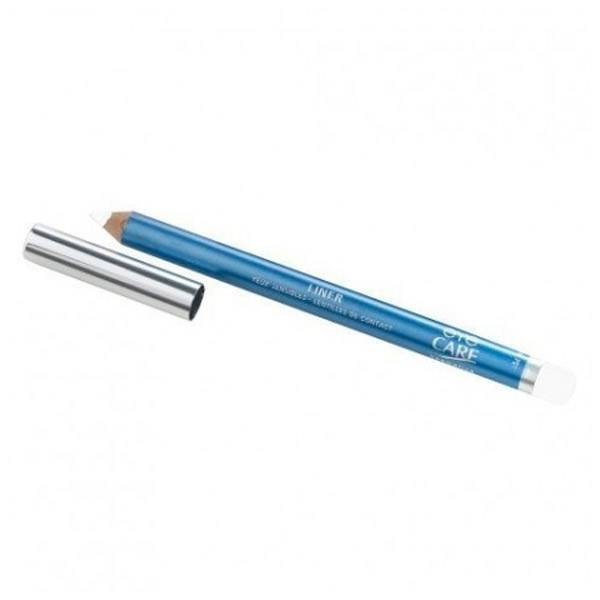 Eye Care Eye-Care Crayon Liner Contour des Yeux Haute Tolérance Blanc 1,1g