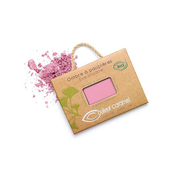 Couleur Caramel Ombre à Paupières Bio N°150 Eclat de Rose Mat 2,5g