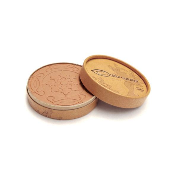 Couleur Caramel Bio Terre Caramel Poudre Compacte n°25 Hâlée Mat 8,5g