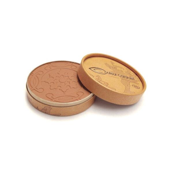 Couleur Caramel Bio Terre Caramel Poudre Compacte n°29 Terre d'Ocre 8,5g