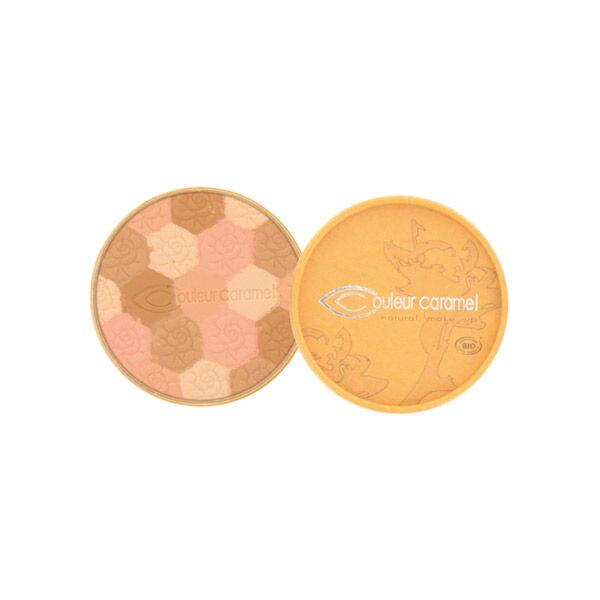 Couleur Caramel Bio Poudre Mosaïque n°232 Teint Clair 10g