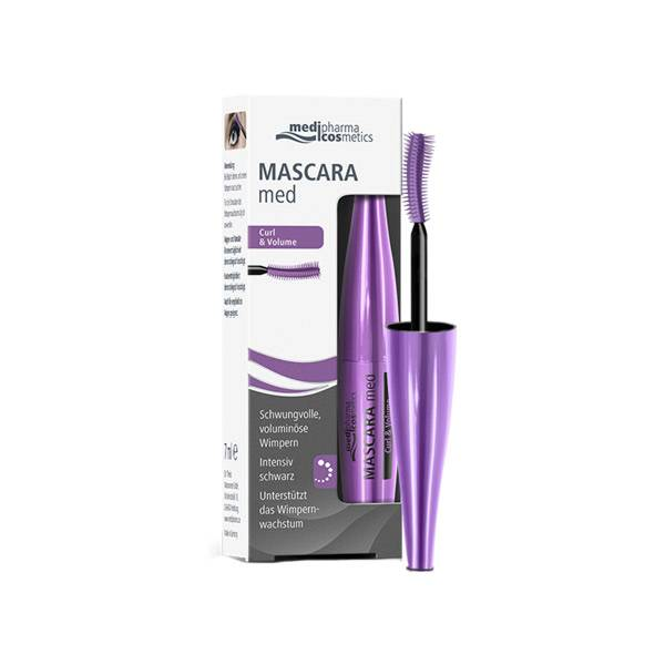 Dr Theiss Mascara Med Curl & Volume 7ml