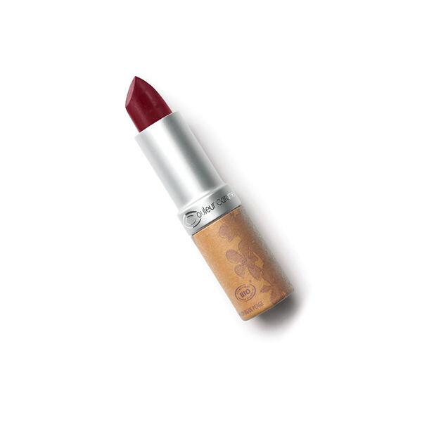 Couleur Caramel Bio Rouge à Lèvres Mat n°121 Rose Brique 3,5g
