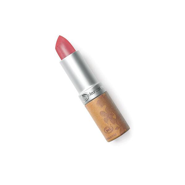 Couleur Caramel Bio Rouge à Lèvres Nacré n°204 Rouge Rosé
