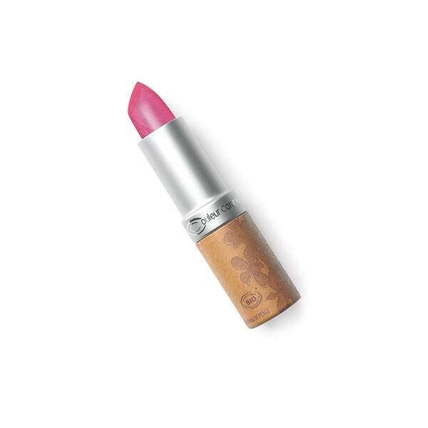 Couleur Caramel Bio Rouge à Lèvres Nacré n°206 Framboise