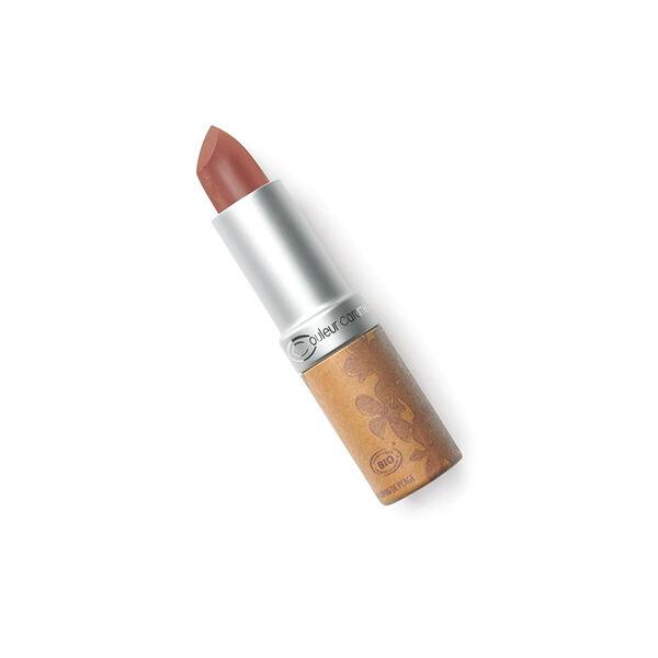 Couleur Caramel Bio Rouge à Lèvres Glossy n°211 Brun Chocolat 3,5g