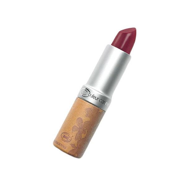 Couleur Caramel Bio Rouge à Lèvres Mat n°258 Cerise 3,5g