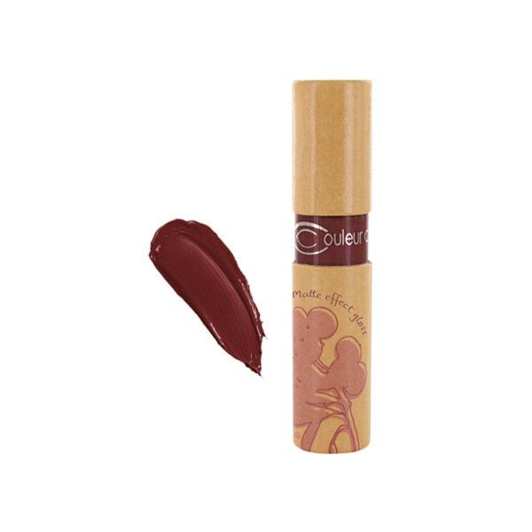 Couleur Caramel Gloss Effet Mat Bio N°848 Brun 6ml