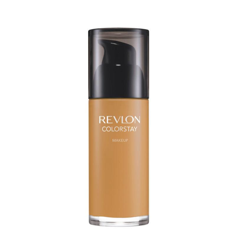 Revlon Colorstay Fond de Teint Peaux Mixtes à Grasses N°400 Caramel 30ml