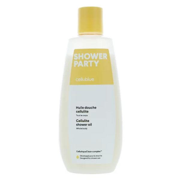Cellublue Shower Party Huile de Douche Cellulite 200ml