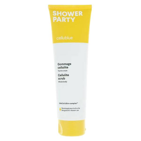 Cellublue Shower Party Gommage Cellulite 150ml