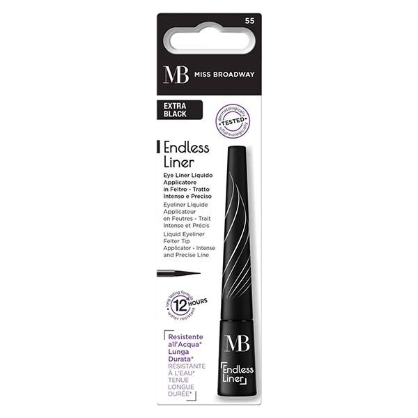 MB Milano Yeux Eyeliner Liquide Noir 4,5ml