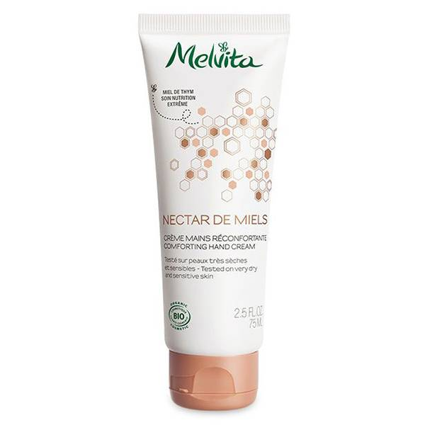 Melvita - Nectar de Miels - Crème Mains Réconfortante 75ml