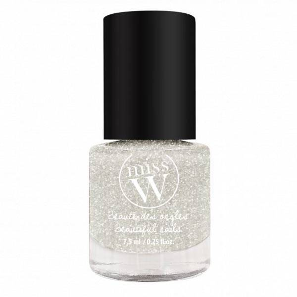 Miss W Pro Vernis à Ongles N°12 Glossy Pailleté 7,5ml