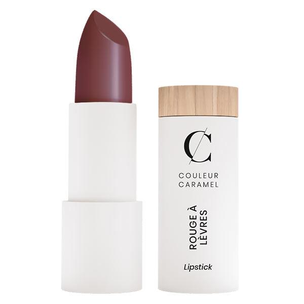 Couleur Caramel Rouge à Lèvres Mat Bio N°258 Lie de Vin 3,5g
