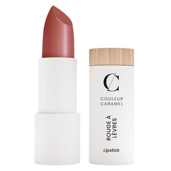 Couleur Caramel Rouge à Lèvres Nacré Bio N°224 Brun Rouille 3,5g
