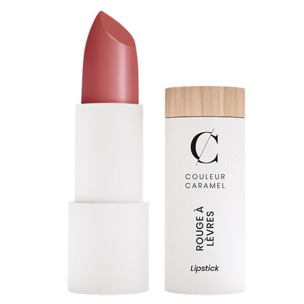 Couleur Caramel Rouge à Lèvres Satiné Bio N°234 Bois de Rose 3,5g