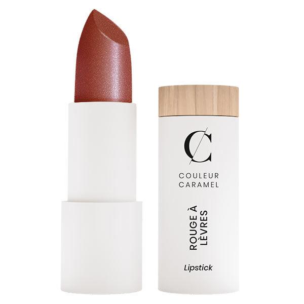 Couleur Caramel Rouge à Lèvres Glossy Bio N°237 Sublime Pêcher 3,5g