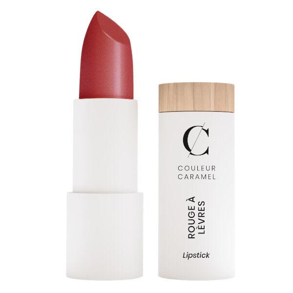 Couleur Caramel Rouge à Lèvres Glossy Bio N°238 Framboise Acidulée 3,5g