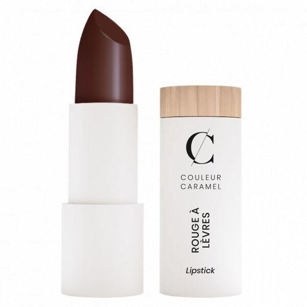 Couleur Caramel Rouge à Lèvres Glossy Bio N°240 Baiser Violet 3,5g