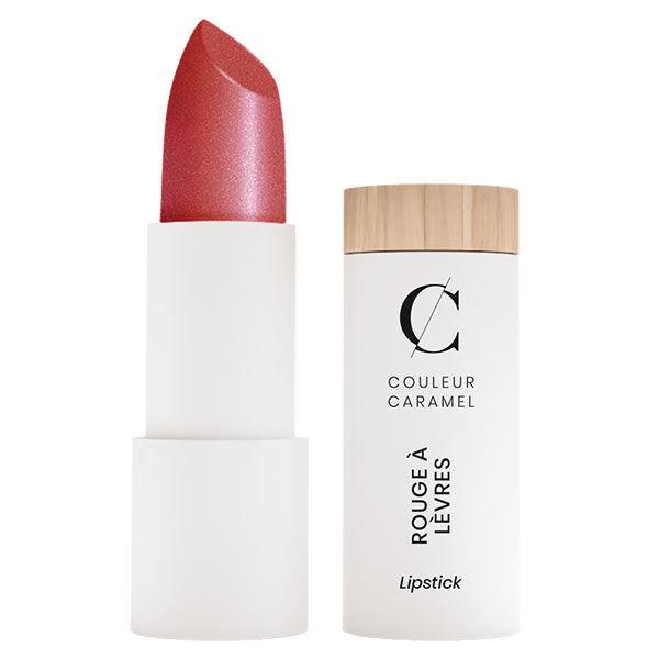 Couleur Caramel Rouge à Lèvres Glossy Bio N°244 Rouge Matriochka 3,5g