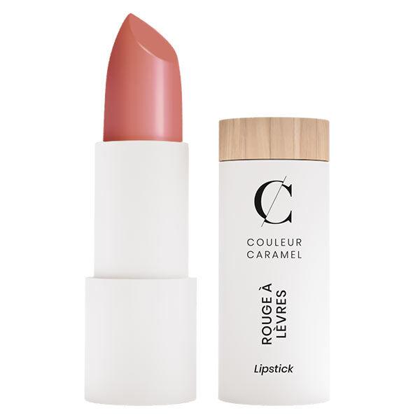 Couleur Caramel Rouge à Lèvres Satiné Bio N°254 Rose Naturel 3,5g