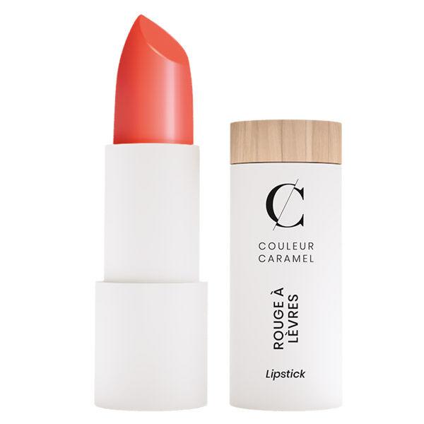 Couleur Caramel Rouge à Lèvres Satiné Bio N°260 Corail 3,5g