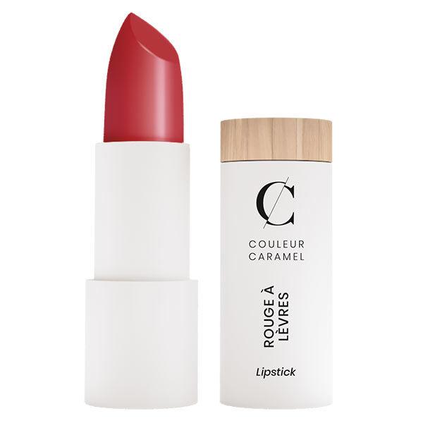 Couleur Caramel Rouge à Lèvres Satiné Bio N°263 Rouge Profond 3,5g