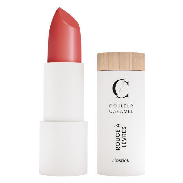 Couleur Caramel Rouge à Lèvres Satiné Bio N°505 Nude Orangé 3,5g