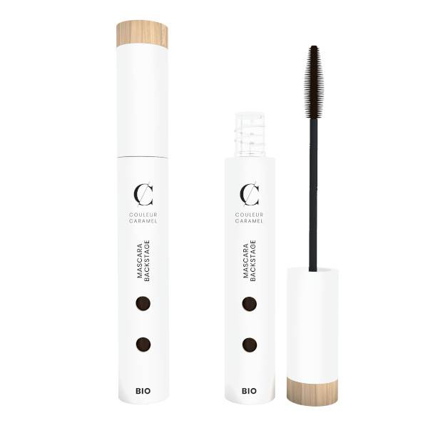 Couleur Caramel Mascara Backstage Bio N°32 Brun Velours 9ml