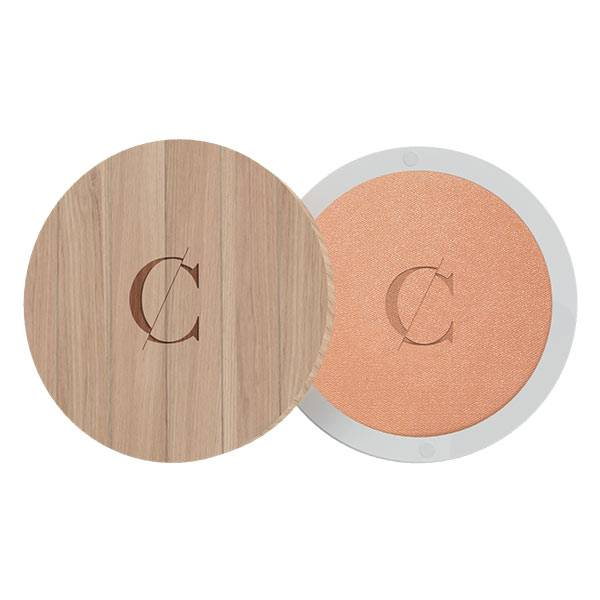 Couleur Caramel Terre Caramel Poudre Compacte Bronzante Bio N°22 Brun Orangé Nacré 8,5g