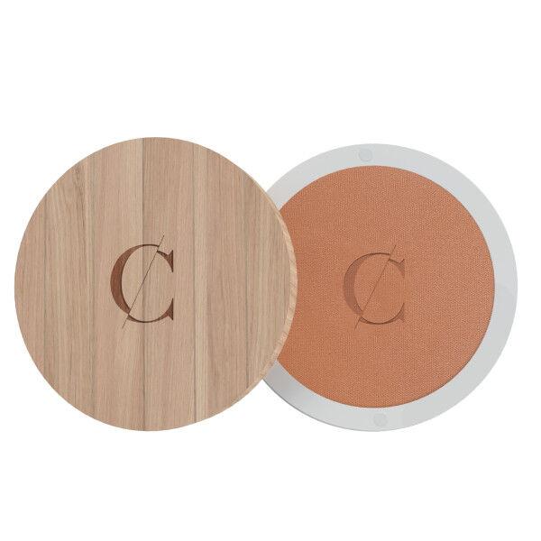 Couleur Caramel Terre Caramel Poudre Compacte Bronzante Bio N°28 Halé Nacré 8,5g