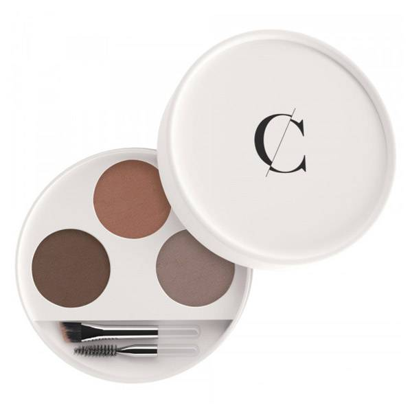 Couleur Caramel Kit Sourcils Bio N°28 Blondes 2,4g