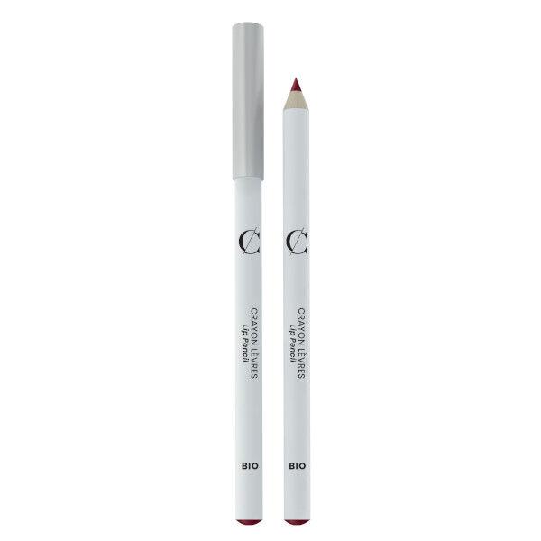 Couleur Caramel Crayon Lèvres Bio N°106 Framboise 1,2g