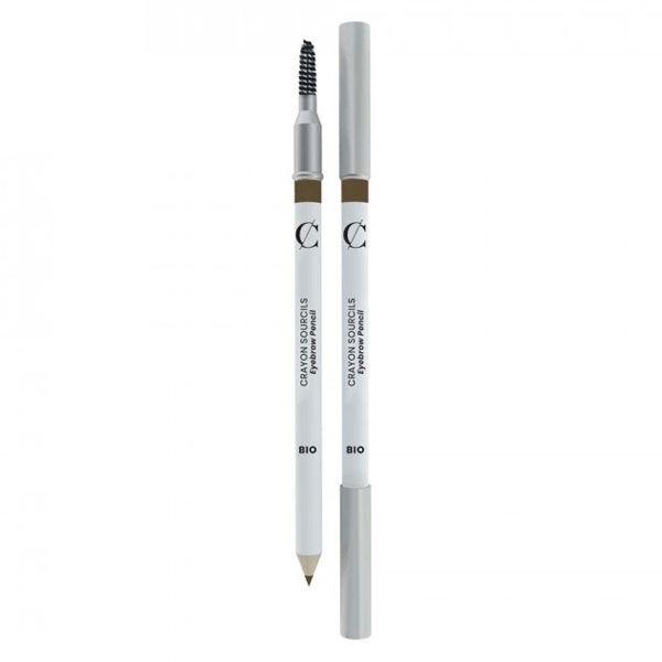 Couleur Caramel Crayon Sourcils Bio N°121 Châtain 1,1g