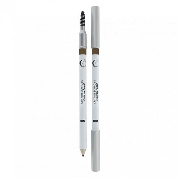 Couleur Caramel Crayon Sourcils Bio N°122 Blond 1,1g