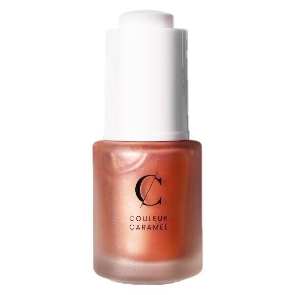 Couleur Caramel Illuminateur Liquide le Soleil Bio 15ml